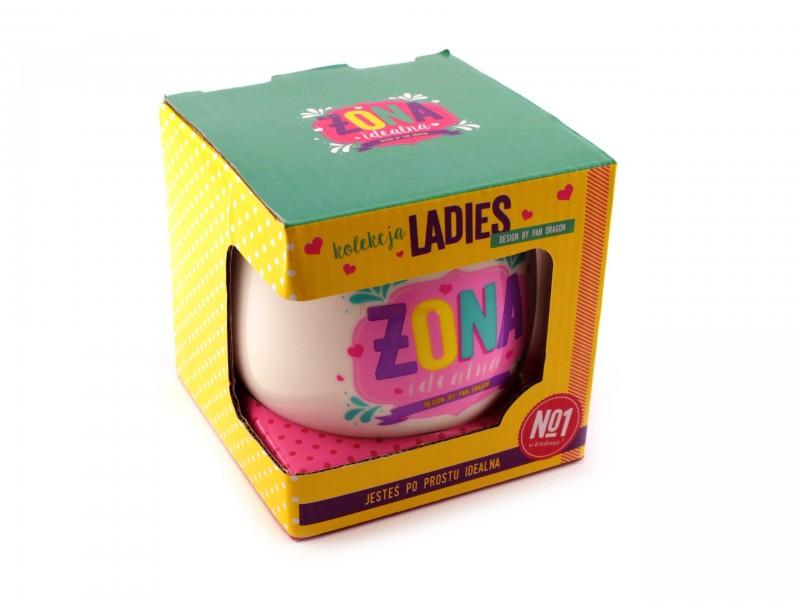 Wspaniały, elegancki kubek dla wyjątkowej żony to jest to, czego szukałeś :)