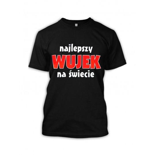 Koszulka - Najlepszy Wujek na Świecie