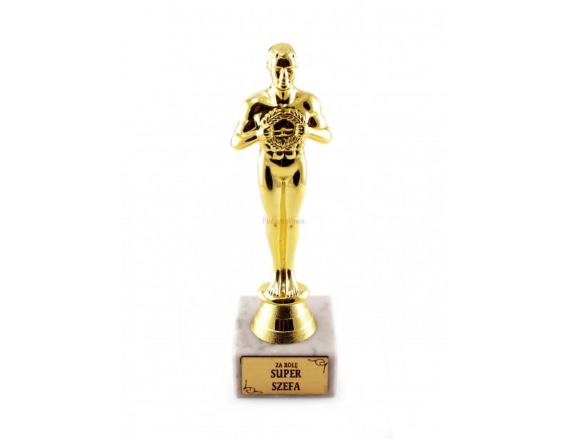 Uwaga! Statuetka przeznaczona jest tylko dla najlepszych szefów :) Jeśli takigo posiadasz - spraw mu oryginalny upominek :)