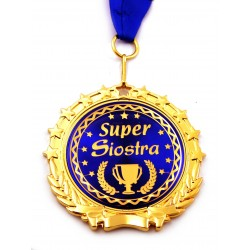 Medal - Super Siostra