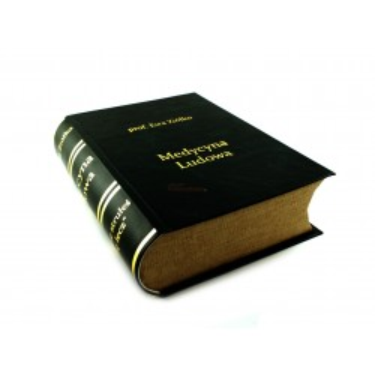 Książka na alkohol - Medycyna Ludowa