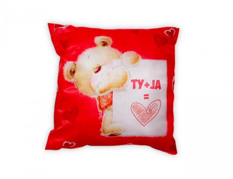 Poduszka - Ty + Ja