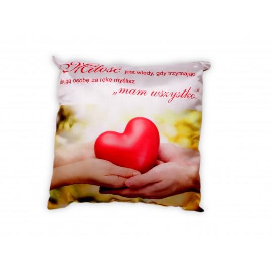 Poduszka - Miłość jest wtedy...