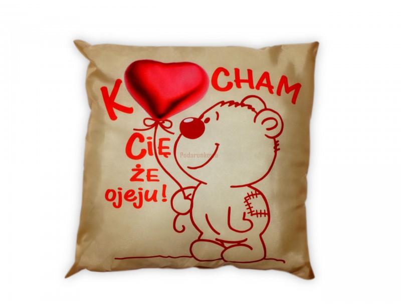 Romantyczna poduszka jest oryginalnym sposobem, aby wprowadzić wspaniałą atmosferę pełną miłości. Spraw idealny, mięciutki prezent swojej drugiej połówce :)