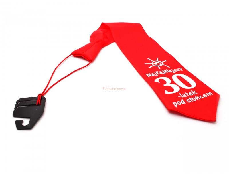 Nadchodzą 30 urodziny Twojego znajomego lub brata, syna, męża albo szwagra? Prezentujemy prezent doskonale skrojony na miarę :)