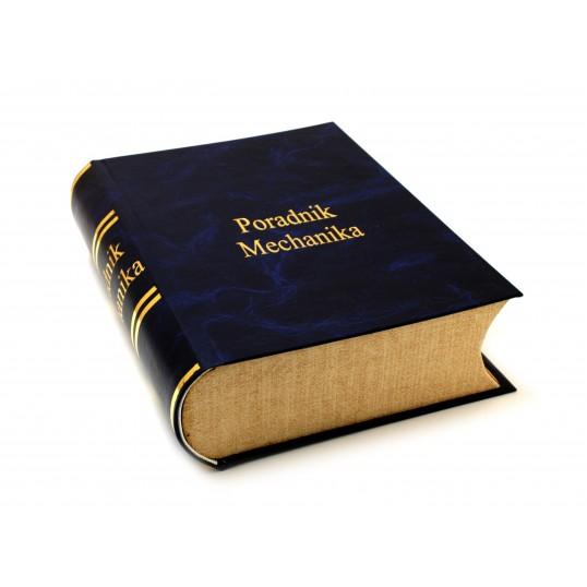 Książka na alkohol - Poradnik Mechanika