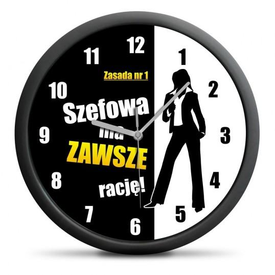 Zegar Szefowej