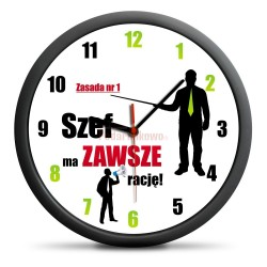 Zegar Szefa