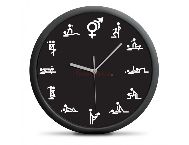 Prezentowany zegar jest idealnym prezentem dla prawdziwego mężczyzny :) Oczywiście dla każdego z poczuciem humoru, który lubi śmieszne gadżety.