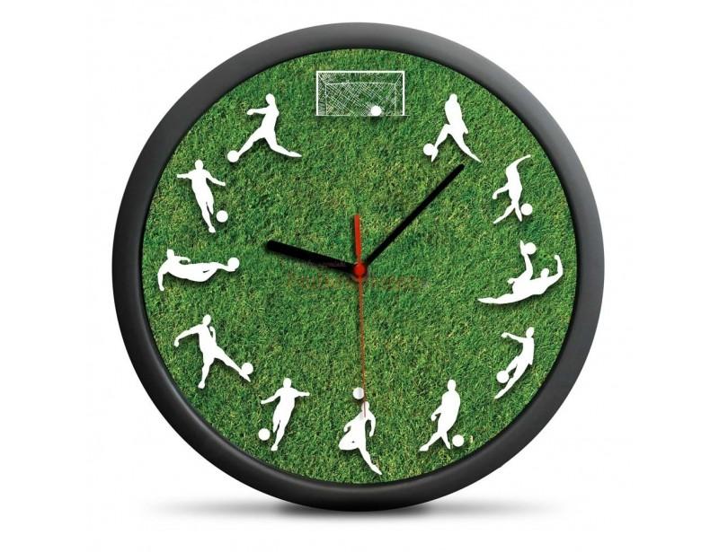 Każdy wie, że piłka nożna to dyscyplina sportowa wymagająca poświęcenia, pracy i pozytywnego nastawienia. Zegar piłkarza obrazuje jakimi kategoriami myśli piłkarz :)