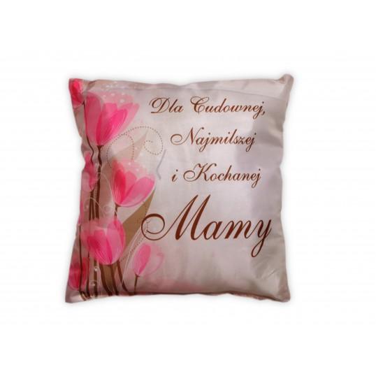 Poduszka - Cudownej Mamy