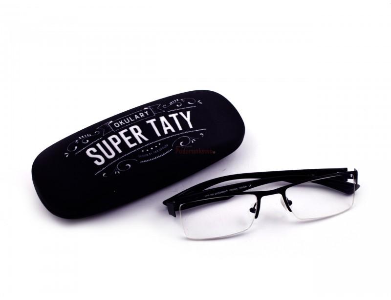 Etui na okulary to doskonały prezent dla ukochanego Taty - o ile jest szczęśliwym posiadaczem okularów ;)