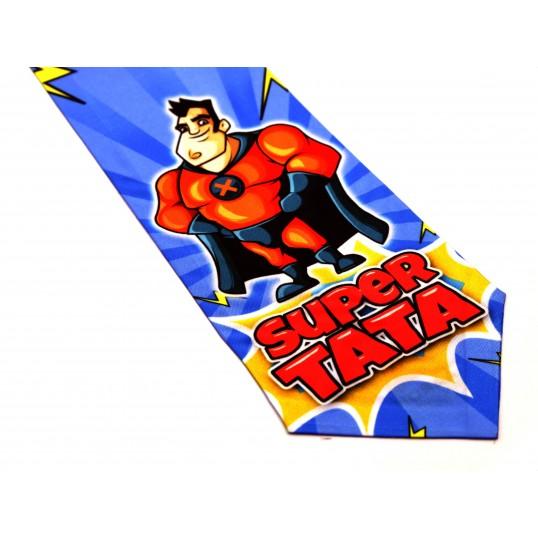 Krawat Premium - Super Tata