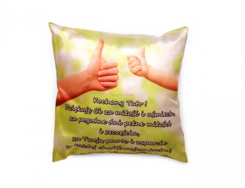 Super poduszka, z super napisem, super miękka, super oryginalna i super stylowa :) A do tego symboliczna, ładna i praktyczna...