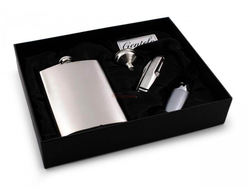 To wyjątkowo ładny zestaw, będący idealnym pomysłem na prezent dla mężczyzny.