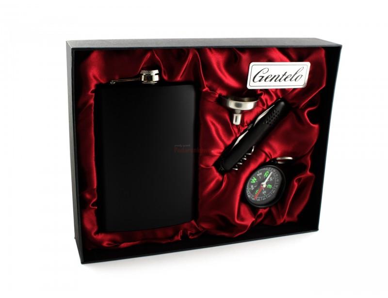 Mamy zaszczyt przedstawić Państwu idealny prezent dla każdego mężczyzny :) To wyjątkowo praktyczny i elegancki zestaw, który ucieszy każdego faceta :)