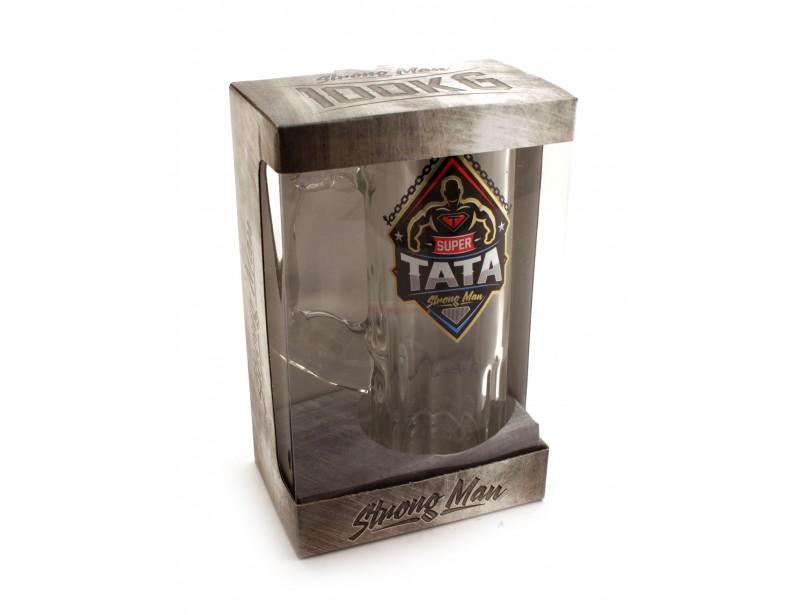 Szukasz niebanalnego i zarazem stylowego prezentu dla Taty? No to już go masz! :) Prezentujemy kufel na piwo, który umili spożywanie złotego trunku.