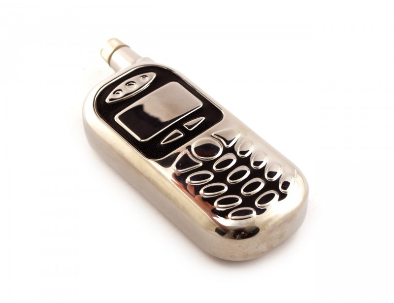 Piersiówka 4oz - Telefon