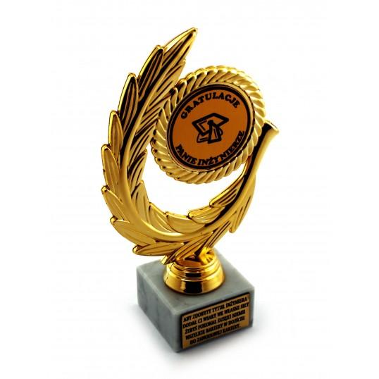 Złoty laur - Gratulacje Panie Inżynierze
