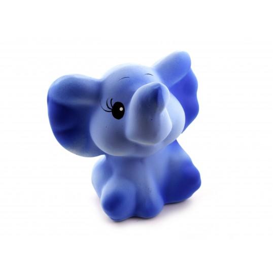 Skarbonka Słonik Miki (niebieski)