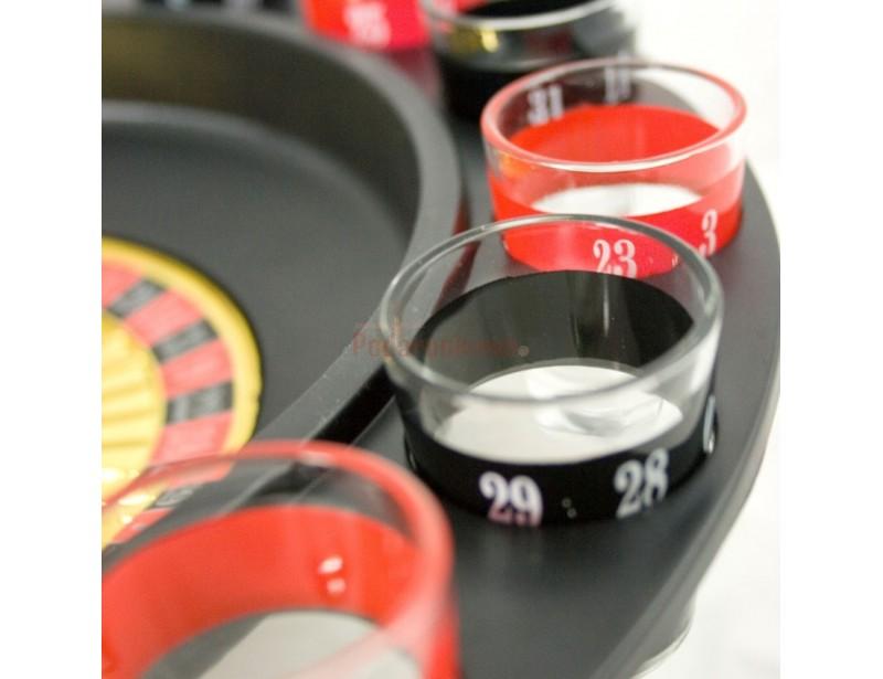 Imprezowa ruletka rozkręci (i to dosłownie) każdą imprezę. Polecamy ją wszystkim osobom, zarówno młodszym jak i starszym którzy lubią dobrą zabawę
