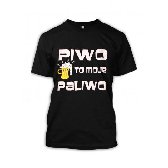 Koszulka - Piwo to moje Paliwo