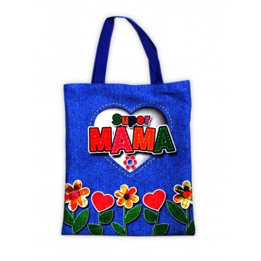 Torba na zakupy - Super Mama