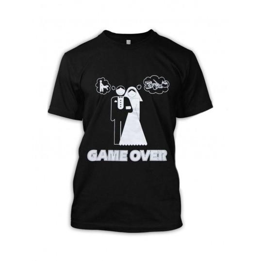 Koszulka - Game Over (dla niej)