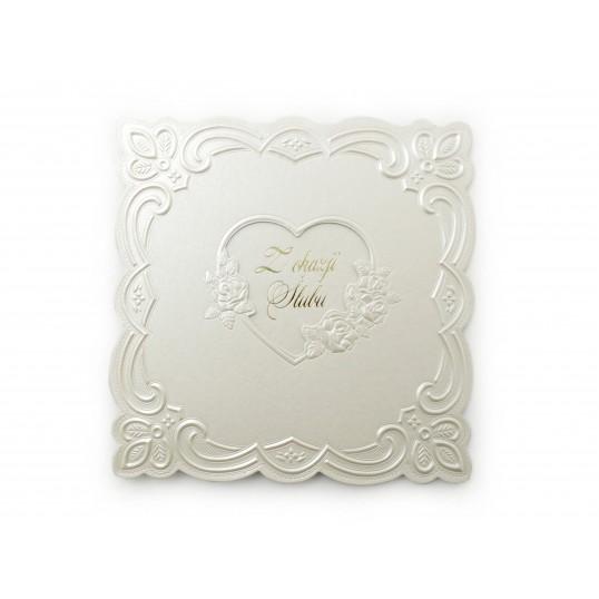 Karnet Premium - Z okazji ślubu Róże