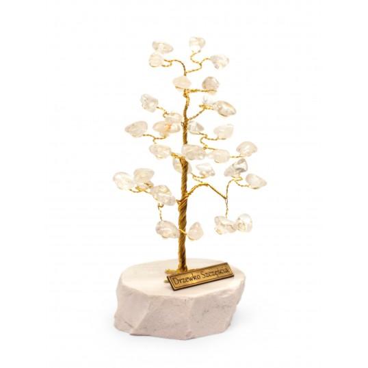 Drzewko Szczęścia - Kryształ Górski