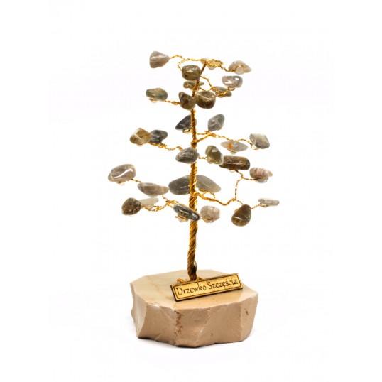 Drzewko Szczęścia - Labradoryt