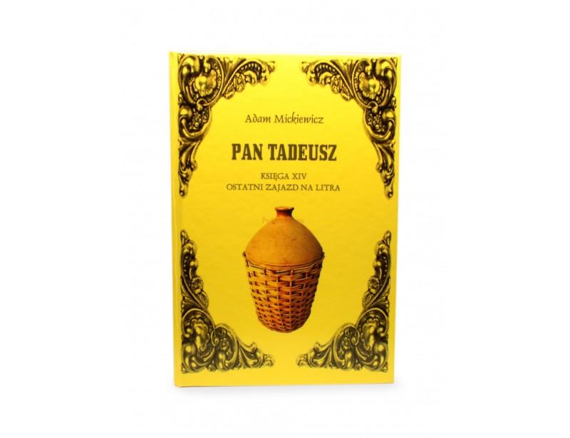 Mała Książka na alkohol - Pan Tadeusz