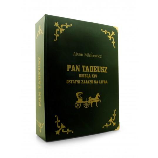 Duża Książka na alkohol - Pan Tadeusz (wersja 2)