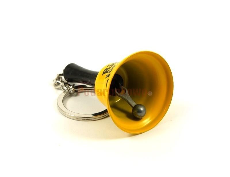 W dzisiejszych czasach skomplikowanych technologii komunikacyjnych nasz dzwonek jest najprostszą formą porozumiewania się.