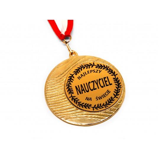 Medal Najlepszy Nauczyciel