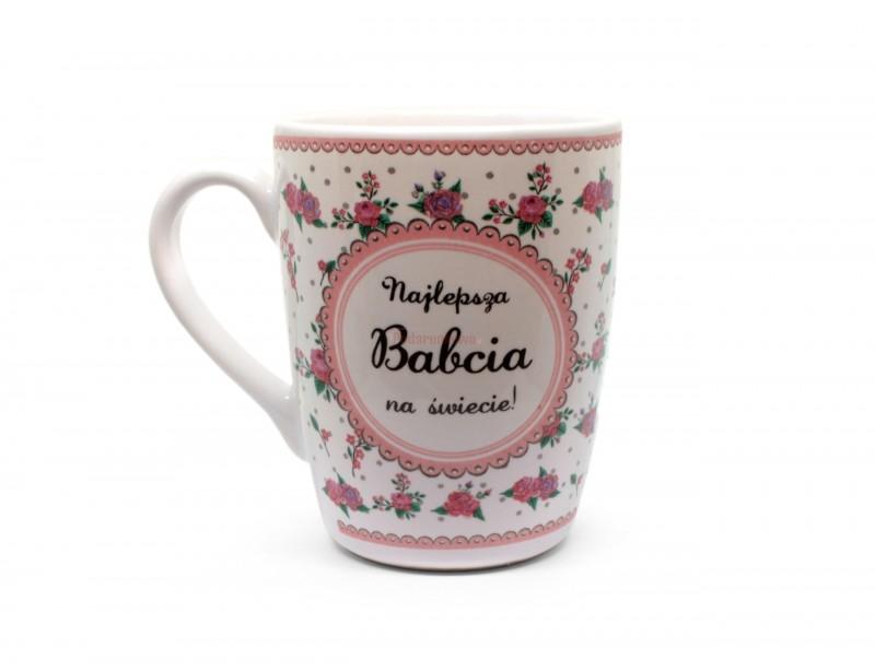 Kubek Baryłka - Najlepsza Babcia na świecie