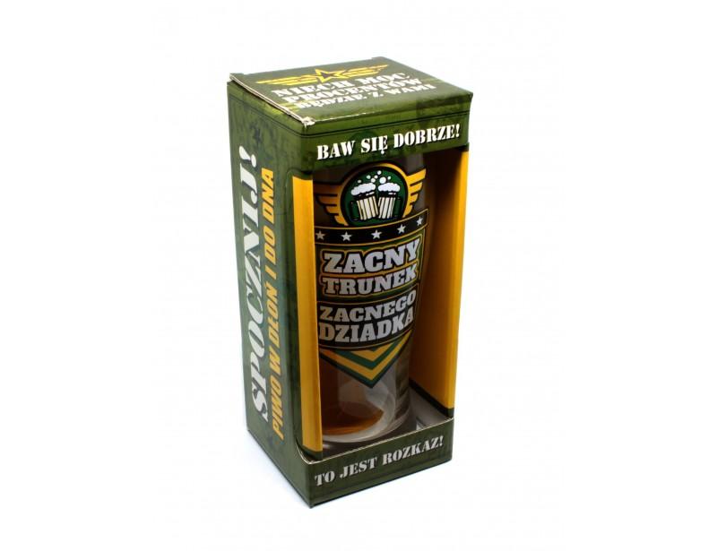 Kufel na piwo - Zacny Dziadek