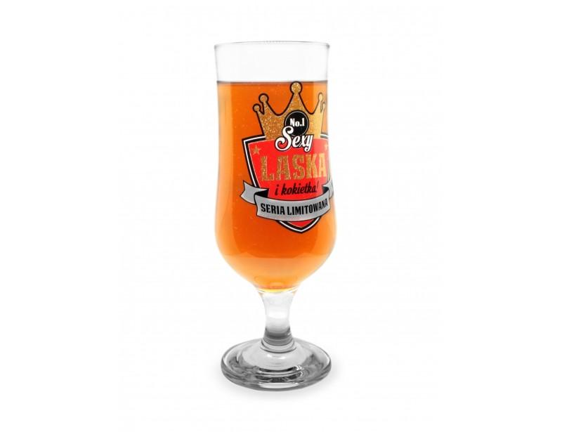 Super szklanka do piwa, koktajli lub drinków, to świetny pomysł na prezent dla dziewczyny z okazji urodzin lub z okazji Dnia Kobiet :)