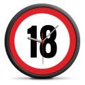 Zegar na 18-stkę