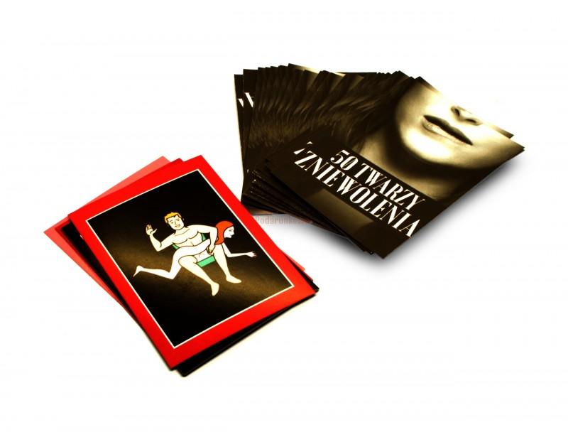 Karty - 50 Twarzy Zniewolenia