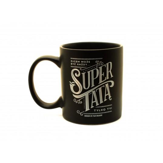 Kubek Vintage - Super Tata