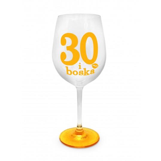 Kieliszek do wina - Boska 30