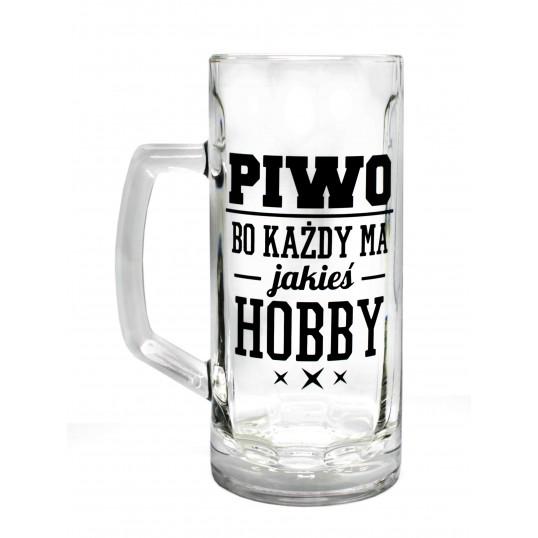 Kufel - Piwo bo każdy ma jakieś hobby