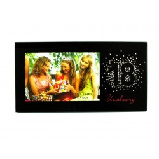 Ramka na zdjęcie Harmony - 18 urodziny