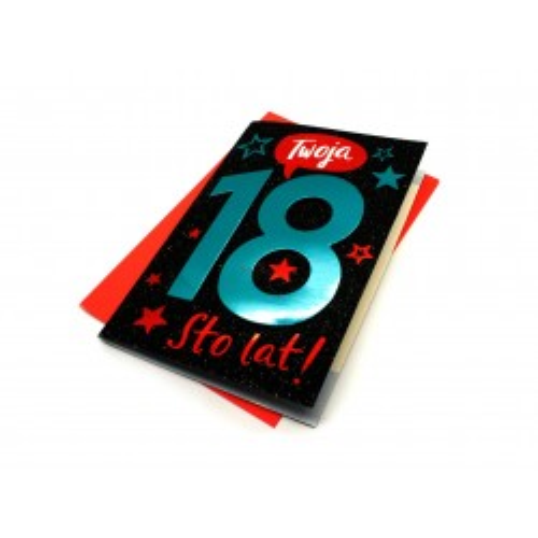 Karnet - Twoja 18