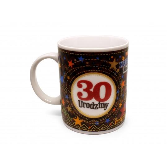 Kubek - 30 Urodziny Premium