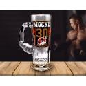 Kufel na piwo Mocarz - Mocne 30 lat