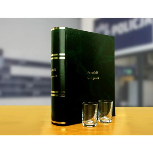 Książka na alkohol - Poradnik Policjanta