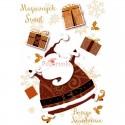 Karnet - Magicznych Świąt Bożego Narodzenia