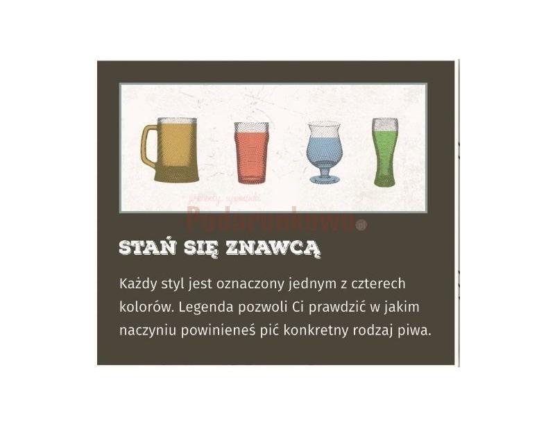Wspaniały, pomysłowy gadżet dla miłośników piwa. Z taką mapą zdrapką zaczyna się prawdziwa przygoda :) Tak, przygoda związana z poznawaniem nowych smaków, rodzajów i odmian piwa :)